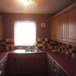 Three bedroom flat ,Tanfield Lea ,Village